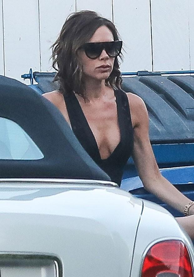 Victoria Beckham (Foto: AKM GSI Brasil)