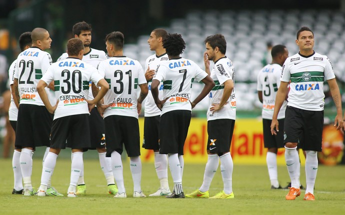 coritiba time paranaense final  (Foto: Giuliano Gomes/PR Press)