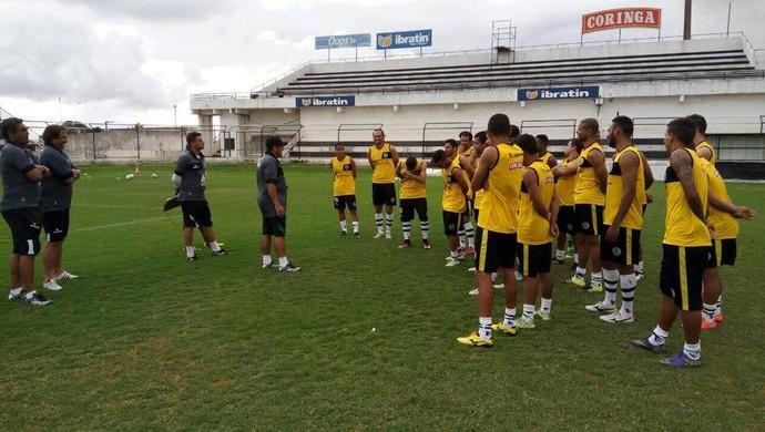 ASA treino (Foto: Divulgação/ASA)