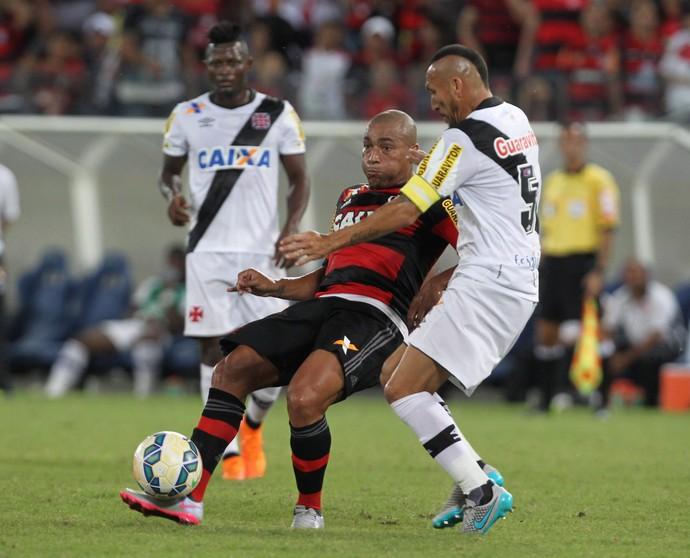 Anderson Pico Vasco x Flamengo (Foto: Jorge William / Agência O Globo )