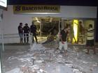 Grupo detona dois bancos em cidade da BA e cerca sedes das polícias