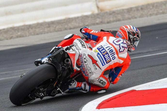 Andrea Dovizioso conquista 3ª vitória no circuito da Áustria (Foto: Divulgação/MotoGP)