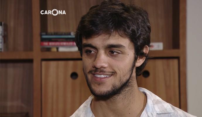 Rodrigo Simas vive o papel de Jonatas (Foto: Divulgação | Carona)