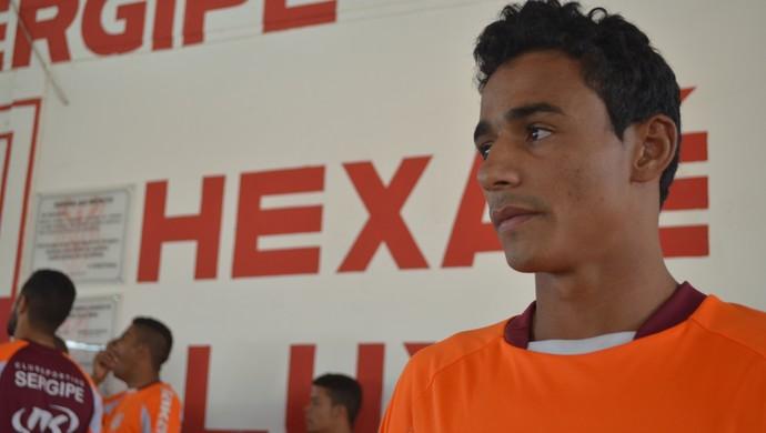 Rafael é um dos remanescentes (Foto: Thiago Barbosa)