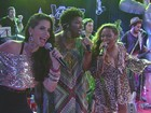 Ex-participantes do The Voice Brasil animam festa do BBB13