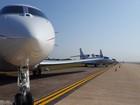 Galeão bate recorde de passageiros e recebe jatos executivos milionários