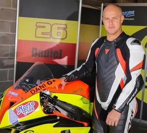 Daniel Lenzi Piloto moto, Paraná (Foto: Reprodução)