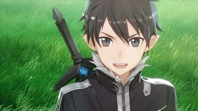 SAO Lost Song traz Kirito e seus amigos em nova expansão do jogo virtual ALfheim (Foto: Divulgação / Bandai Namco)