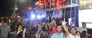Terça de Carnaval tem folia com o trio elétrico da RPC nos balneários de Pontal do Paraná (Divulgação/ RPC)