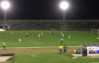 Meninas do Botafogo-PB vencem o Náutico e avançam na Copa do Brasil