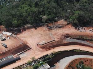 Área do Cafundó em Santa Isabel é autorizada para transbordo, diz Prefeitura. (Foto: Roberto Drumond)