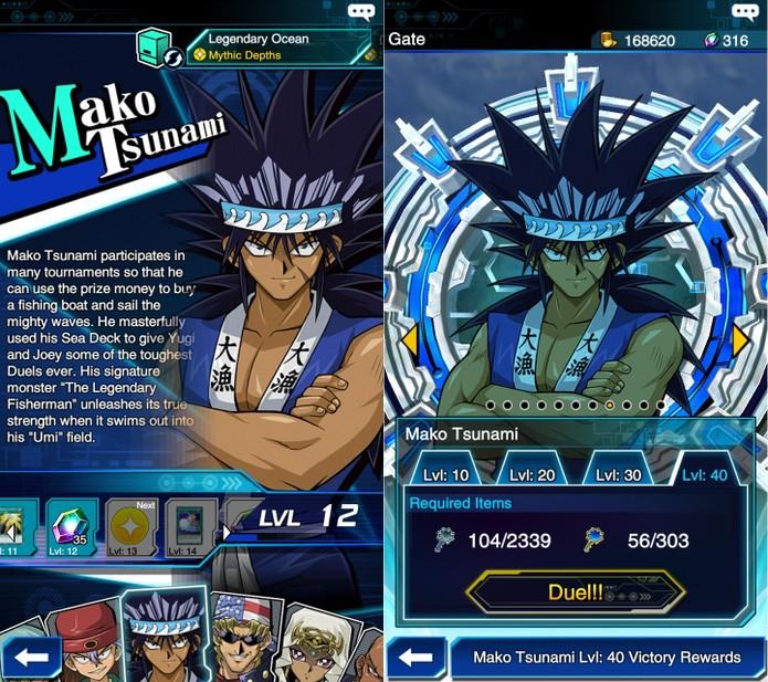 Como desbloquear todos os duelistas em Yu-Gi-Oh! Duel Links | Dicas