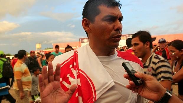Marquinhos Piter (Foto: Adeilson Albuquerque/GLOBOESPORTE.COM)