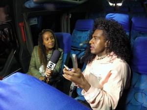 Profissão Repórter mostra a luta de LGBTs por espaço na música e esporte (Foto: TV Globo)