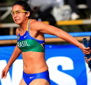Vanda Ferreira, atleta brasileira (Foto: Wagner Carmo/CBAt)
