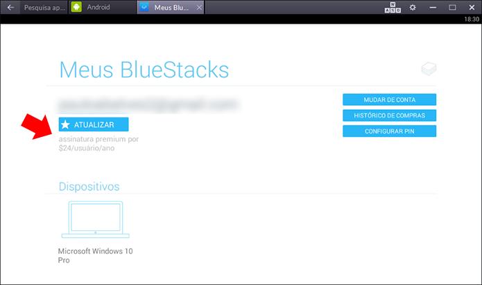 Bluestacks e DuOS são pagos para aproveitar todos os recursos (Foto: Reprodução/Paulo Alves)