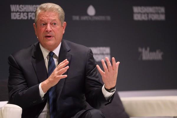 O ex-vice-presidente dos EUA, Al Gore (Foto: Getty Images)