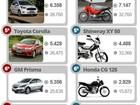 Veja os 10 carros e 10 motos mais vendidos em maio de 2016