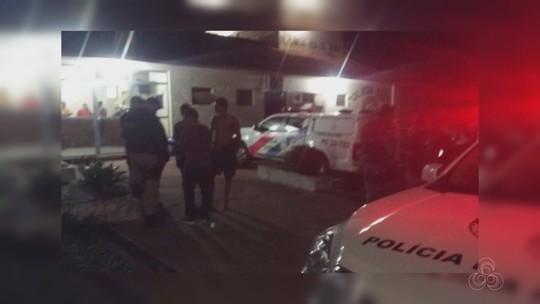 Família é feita refém durante assalto em sítio na BR-174, no Amazonas