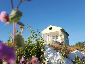 Capela localizada no Cruzeiro Novo, em Arcoverde (Foto: Divulgação/ Ascom Prefeitura de Arcoverde)