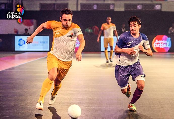 Falcão Premier Futsal Índia (Foto  Divulgação) a09462aa5ad51