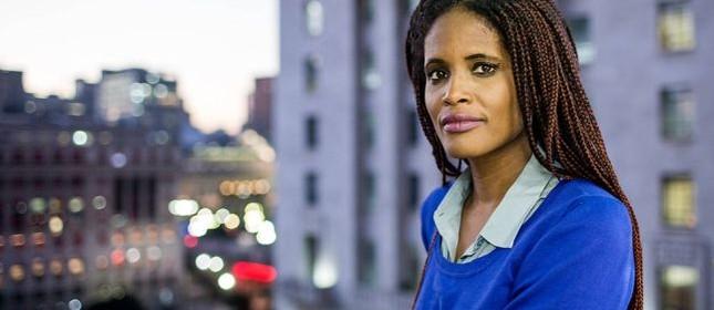 Djalmila Ribeiro, mestre em filosofia política, ativista feminista e secretária-adjunta de Direitos Humanos de São Paulo (Foto: Ricardo Matsukawa)