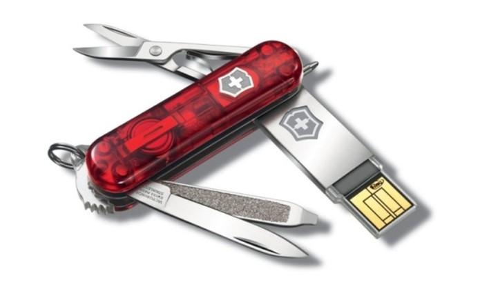 Canivete inova com SSD (Foto: Divulgação)