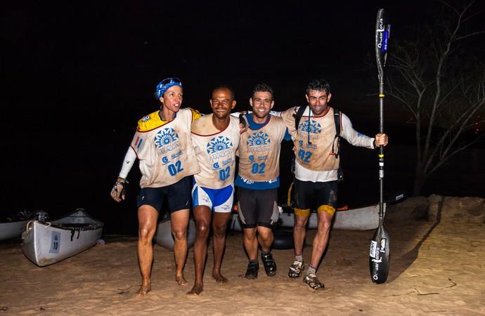 Rafael Melges, Equipe Lontra, corrida de aventura (Foto: Arquivo Pessoal / Rafael Melges)
