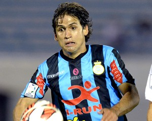 Victor Ferreira do Real Garcilaso (Foto: AFP)