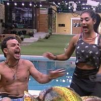 Relembre os maiores sustos do BBB15 (TV Globo)