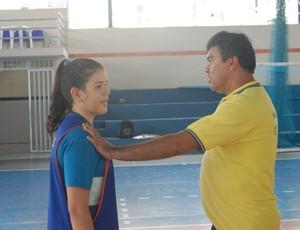 Mariah, atelta do Motiva (Foto: Lucas Barros / Globoesporte.com/pb)