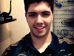 Meu Palmeiras - Pedro Lacerda (Foto: Arquivo Pessoal)