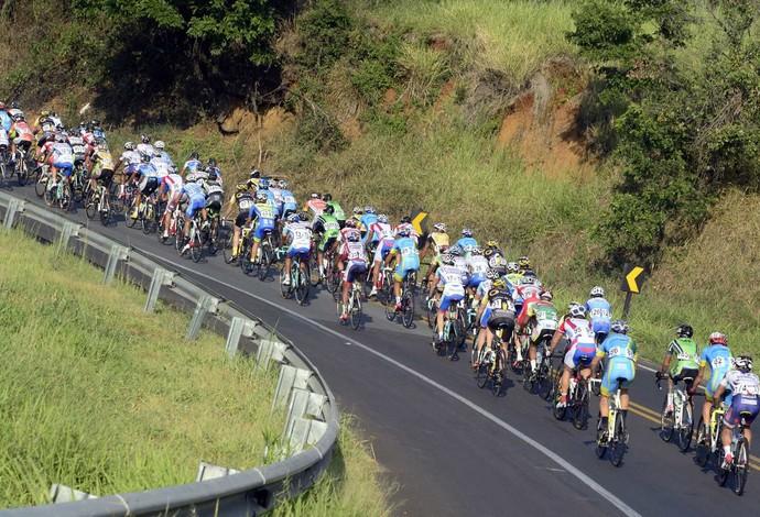 Tour do Brasil ciclismo (Foto: Marcio Kato/MBraga Comunicação)