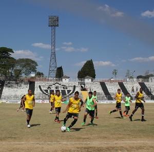 Araxá Esporte Junior (Foto: Maritza Borges)