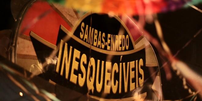 sambas-enredo inesquecveis  (Foto: divulgao)