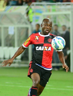 Flamengo x Avaí - Armero (Foto: Alexandre Lago/GloboEsporte.com)