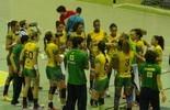 Seleção feminina encara bicampeãs olímpicas em dois jogos (Denison Roma/Globoesporte.com)