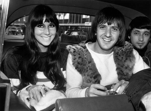 Cher e Sonny  (Foto: Getty Images)