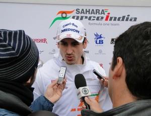 Adrian Sutil - Force India (Foto: Rafael Lopes)