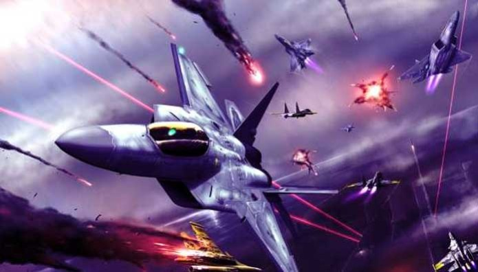 Ace Combat Infinity (Foto: Divulgação) (Foto: Ace Combat Infinity (Foto: Divulgação))