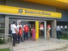 Agência do BB suspende atividades temporariamente no bairro da Serraria