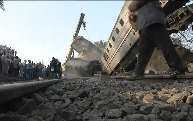 Desastre  no Egito (GloboNews)