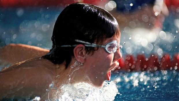 Criança natação euatleta (Foto: Getty Images)