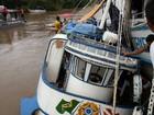 Comandante de embarcação que naufragou no PA admite superlotação