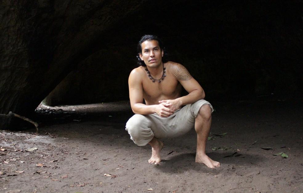 Begê Muniz nasceu em Manaus (Foto: Arquivo Pessoal)