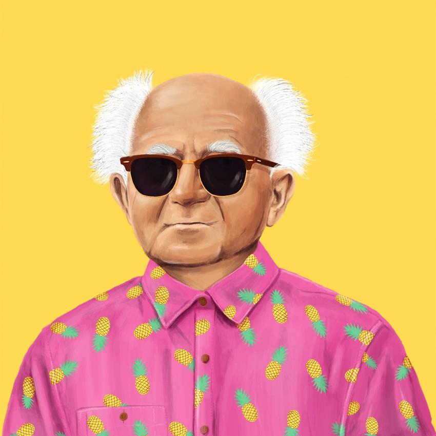 David Ben-Gurion (Foto: Divulgação)