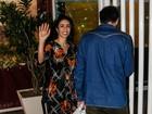 Marisa Monte faz rara aparição em festa de Flora Gil no Rio