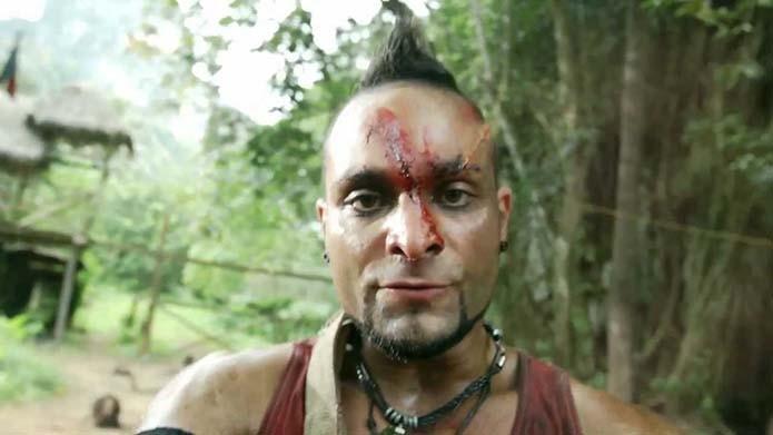 Michael Mando deu vida ao vilão de Far Cry 3 (Foto: Divulgação)