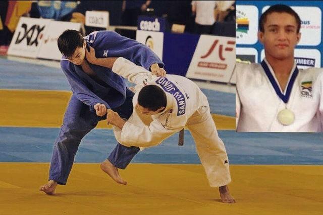 Jeferson Luiz dos Santos Junior judoca joseense judô (Foto: Divulgação)