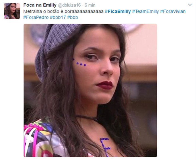 Fica Emilly (Foto: Reprodução/Internet)